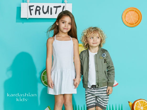 Kardashian kids clothing prize