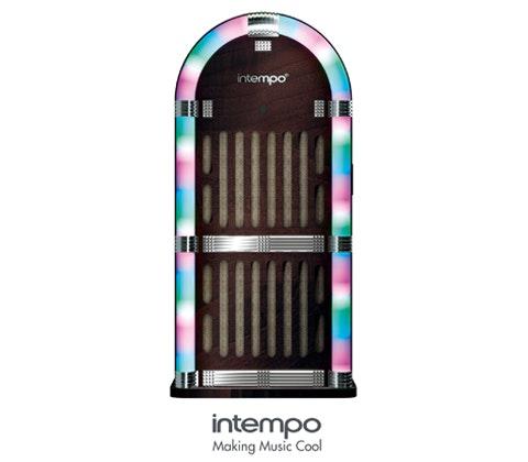 Intempo Retro Bluetooth Jukebox sweepstakes