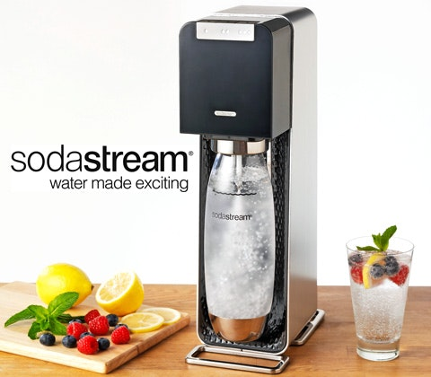 SodaStream Power machines  sweepstakes