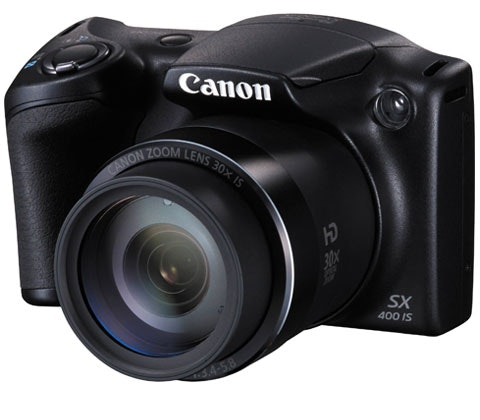 Win a Canon PowerShot SX400 bridge camera sweepstakes