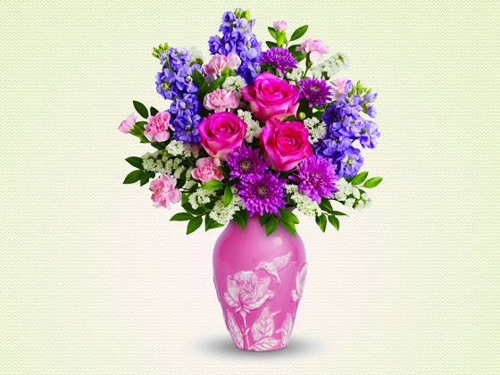 Teleflora Love and Joy Bouquet sweepstakes
