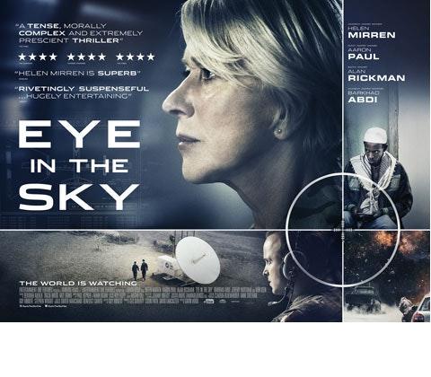 Eye in the Sky sweepstakes
