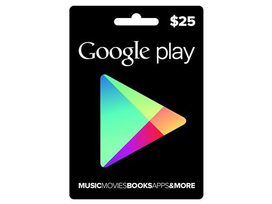 Google play sweepstakes