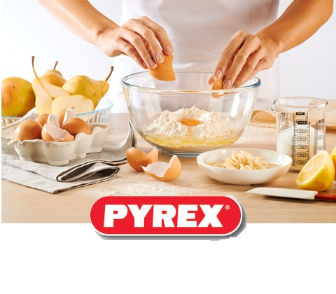 Pyrex Products sweepstakes