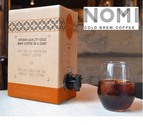 NOMI coffee sweepstakes