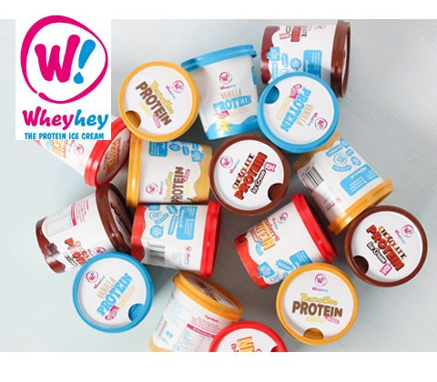 Wheyhey ice cream sweepstakes