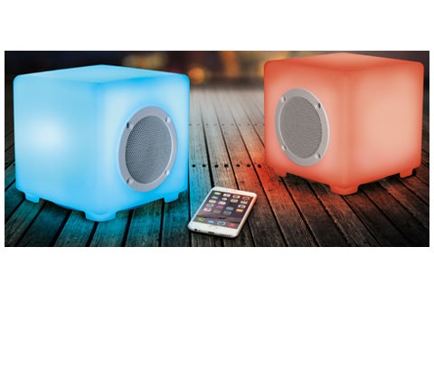 KitSound Glow Stereo Speakers sweepstakes