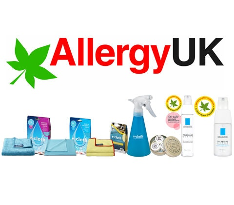 Win 2 x Allergy Kits courtesy of Allergy UK sweepstakes
