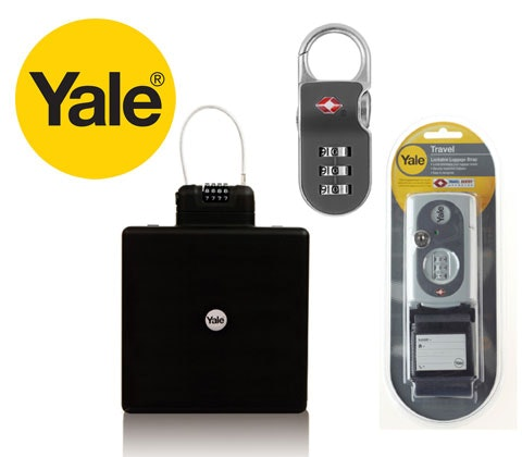 Win 8 x Yale travel kits sweepstakes