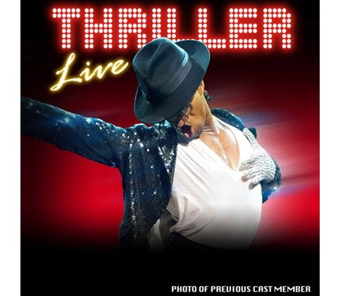 Win 3 x pairs of tickets to Thriller Live sweepstakes