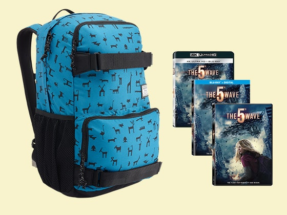 5th wave survival kit sweepstakes
