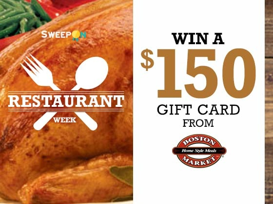 Restaurant week giveaway 560x420 boston market