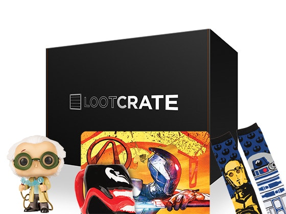 Loot Crate Prize Package sweepstakes