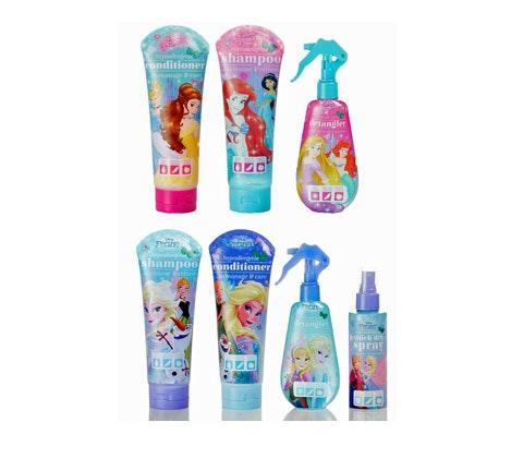 Disney Princess & Disney Frozen Haircare  sweepstakes