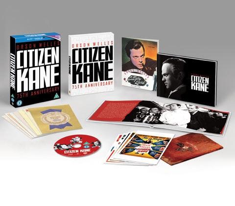 Citizen Kane sweepstakes
