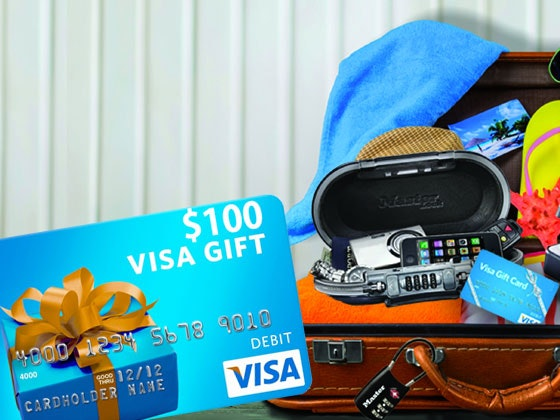 Master Lock Travel Security Prize Package sweepstakes