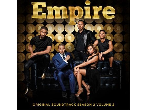 Empire album giveaway