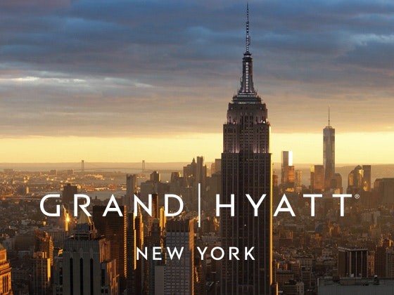 NYC Getaway at the Grand Hyatt New York sweepstakes
