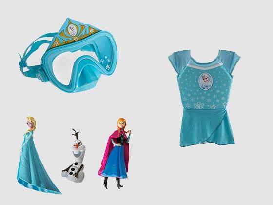Disney frozen prize package
