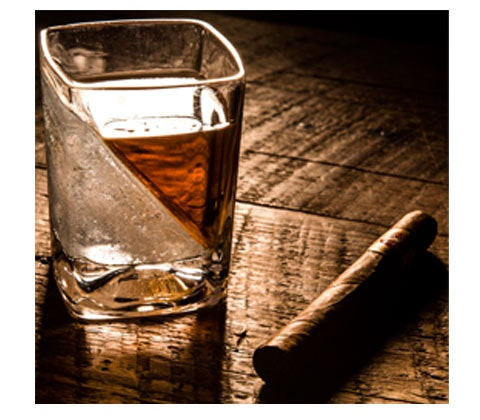 Root 7 Whiskey Wedge Glasses sweepstakes