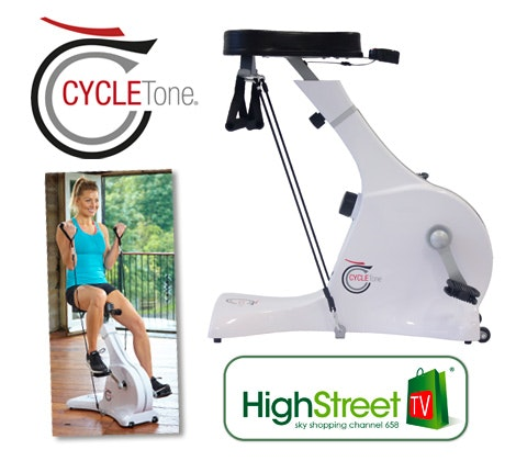 Cycle Tone exercise bikes sweepstakes