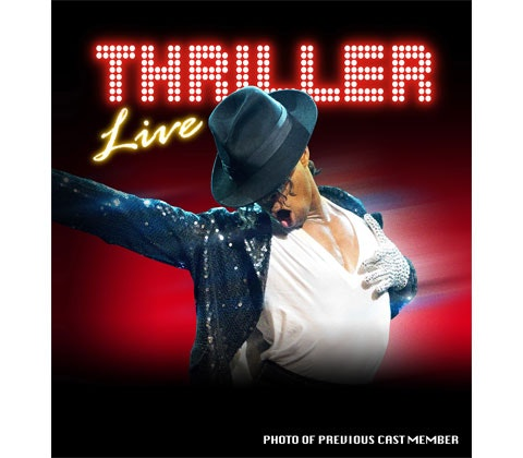 pair of tickets to THRILLER LIVE! sweepstakes