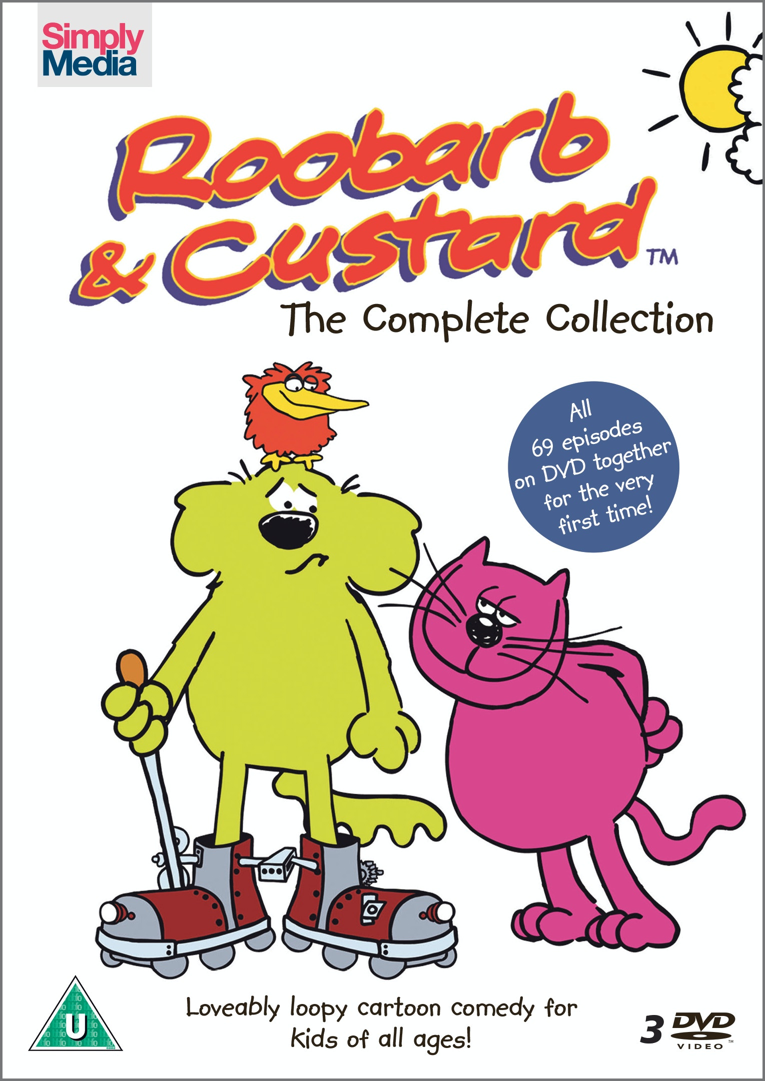Roobarb and Custard: The Complete Collection DVD sweepstakes