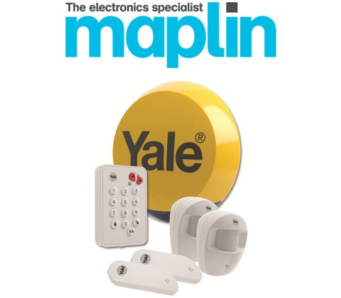 Yale Easy Fit Wireless Intruder Alarm Kit sweepstakes