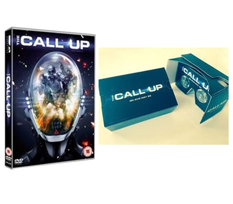 Win 5 x DVD's of the Call Up and VR Headsets sweepstakes