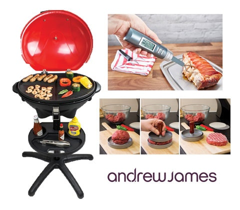 Andrew James sweepstakes