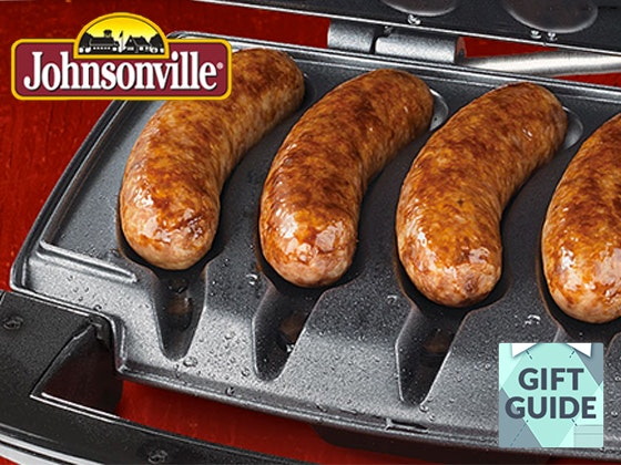 Johnsonville sausage grill giveaway 1