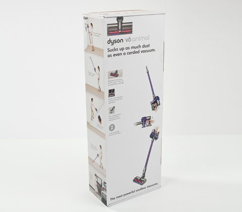 DYSON V6 Animal Cordless Vacuum Cleaner sweepstakes