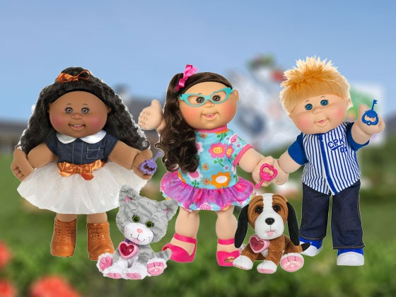 Cabbage Patch Kids Hospital Trip sweepstakes