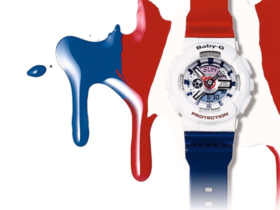 Baby-G watch sweepstakes