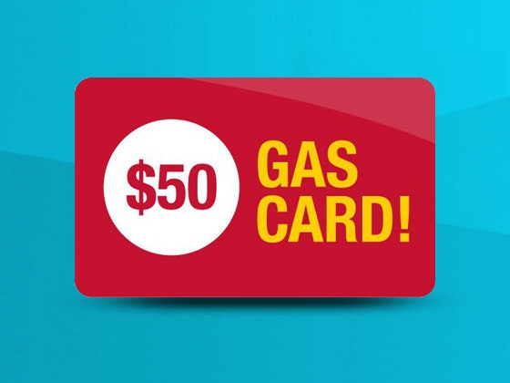 Gas card car listers giveaway