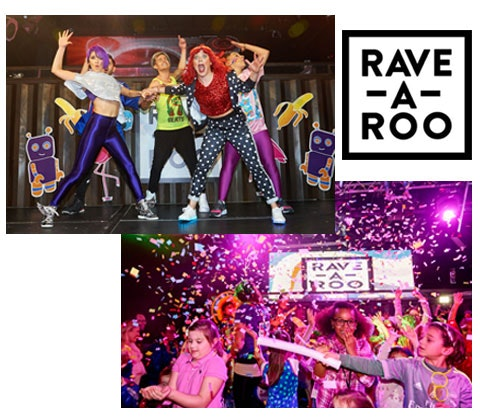 Win 4 x sets of family tickets to Rave-A-Roo sweepstakes