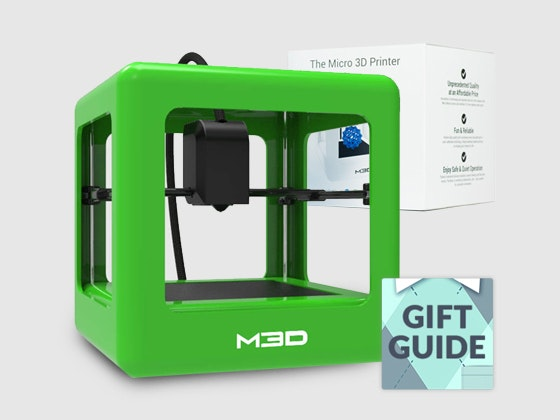 M3D Micro 3D Printer- Father's Day sweepstakes