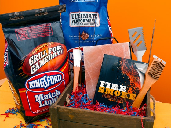 Kingsford charcoal giveaway 2016 1
