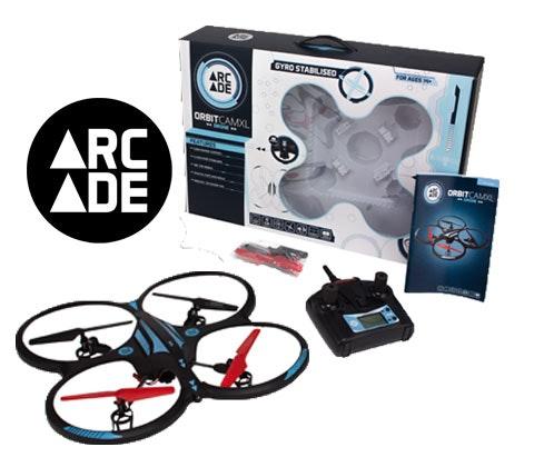 The Arcade Orbit Drone sweepstakes