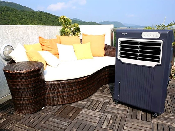 Honeywell outdoor air conditioner giveaway