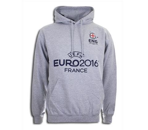 ENGLAND EURO 2016 HOODY! sweepstakes