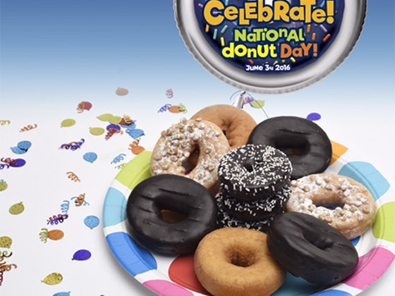 Entemann donut day giveaway
