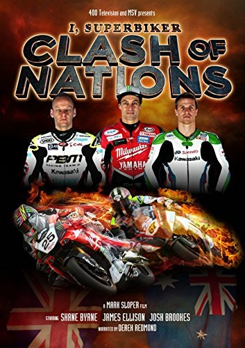 Win I, Superbiker – Clash of Nations sweepstakes