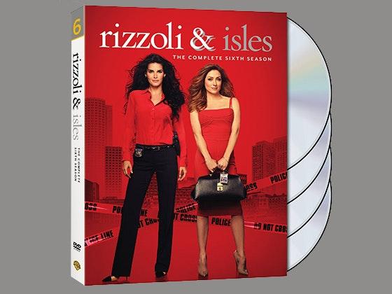 Rizzoli isles s6 giveaway