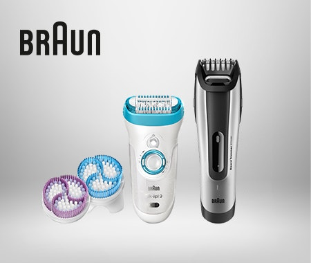 Braun EM-Beauty-Set zu gewinnen Gewinnspiel