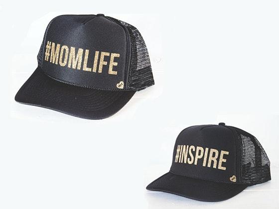 Mother trucker hat giveaway