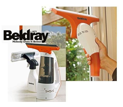 Win a Beldray Window Vacuum Cleaner sweepstakes