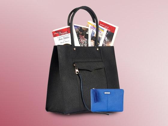 Harlequin purse giveaway 1