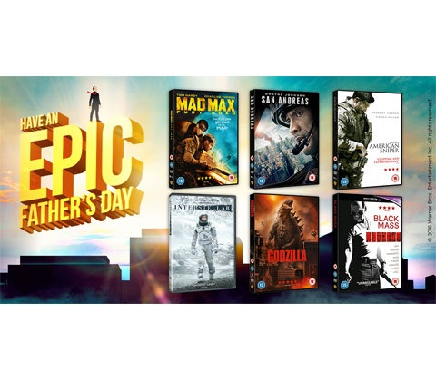 DVD and TV bundle sweepstakes