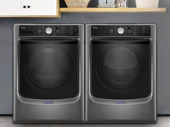 Maytag washer dryer giveaway